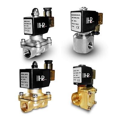 Универсальные электромагнитные клапаны NC