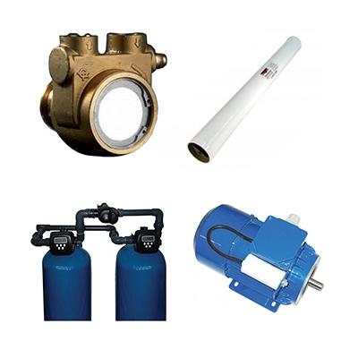 Обработка и фильтрация воды