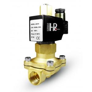 Соленоидный клапан открыт 2N25 НЕТ 1 дюйм 230 В или 12 В, 24 В, 42 В