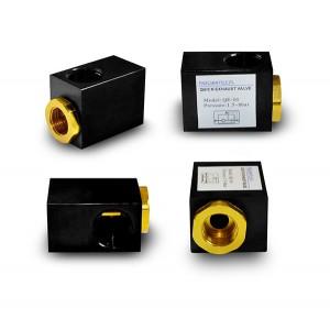 Быстроразъемный клапан QE04 1/2 дюйма