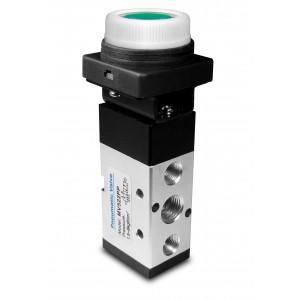Ручной клапан 5/2 MV522PP 1/4 дюймовые приводы