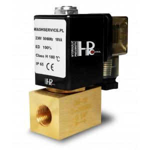 Электромагнитный клапан 2M08 1/4 дюйма 0-16bar 230V 24V 12V