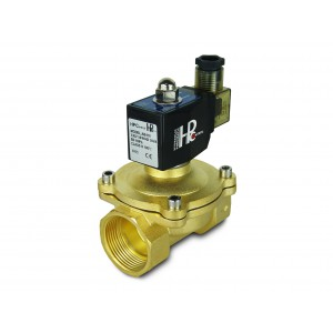 Электромагнитный клапан 2N32-M NO DN32 1 1/4 дюйма 230 В 24 В 12 В