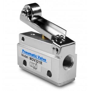 Ручной клапан 3/2 MOV321R 1/8 дюймовые приводы