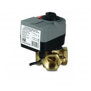 Смесительный клапан 4-позиционный 1 1/4 дюйма с электроприводом AM8