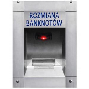 Обмен валюты с банкнот на монеты