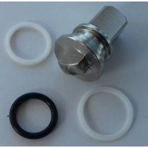 Ремонтный комплект для 3-ходового шарового крана высокого давления 1/4 дюйма ss304 HB3