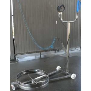Устройство для стирки автомобильных шасси - мытье шасси автомобиля