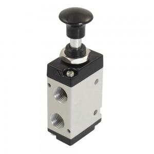 Ручной запорный клапан 5/2 4L210 1/4 дюйма для приводов