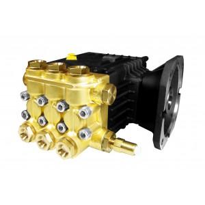 Насосный насос WS15 для мойки 15 л / мин, макс. 250 бар, без регулятора