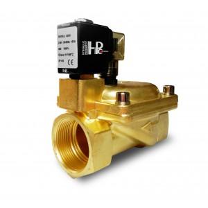 Электромагнитный клапан 2K50 разомкнут NO 2 дюйма 230 В или 12 В 24 В