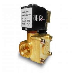 Электромагнитный клапан 2K25 1 дюйм 230 В или 12 В 24 В