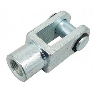 Присоединительная головка Y M8 исполнительный механизм 20 мм ISO 6432