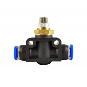 Прецизионный регулятор потока дроссельной заслонки 4 мм LSA04