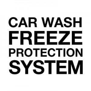 Система защиты от замерзания для стирки