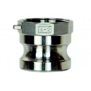 Разъем Camlock - тип A 1 1/4 дюйма DN32 SS316