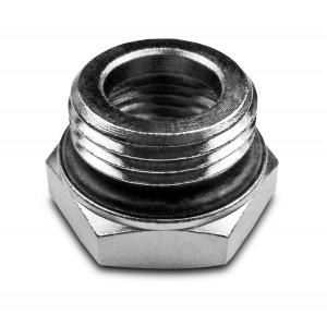 Уменьшение 3/4 - 1/2 дюйма с уплотнительным кольцом