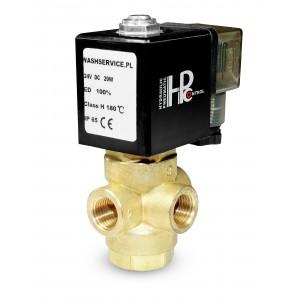 3-ходовой электромагнитный клапан 3V 3x1 / 4 inch 230V 24V 12V