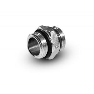 Niipple 1/4 - 1/4 дюйма G02-G02 Уплотнительные кольца