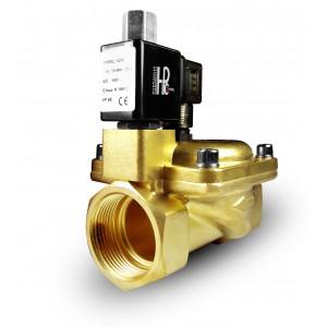 Электромагнитный клапан 2K40 разомкнут NO 1 1/2 дюйма 230 В или 12 В 24 В