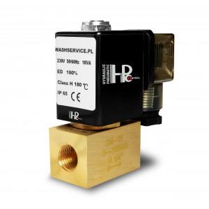 Электромагнитный клапан 2M10 3/8 дюйма 0-16bar 230V 24V 12V