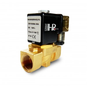 Электромагнитный клапан 2N10 3/8 дюйма VITON 230V или 12V 24V