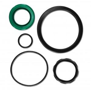 Установите герметики для привода SC с диаметром поршня 32 мм
