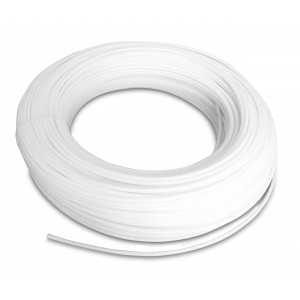 Полиамидный пневматический шланг PA Tekalan 12/10 mm 1m white