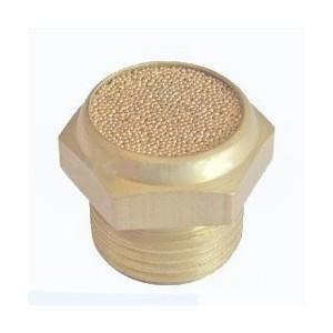 Глушитель выхлопных газов BSLM 1/4 дюйма - короткий