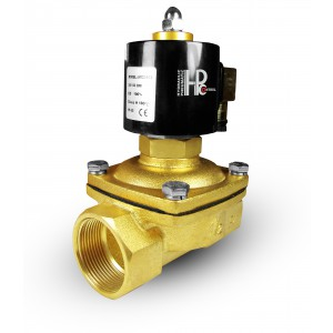 Соленоидный клапан открыт 2N50 NO DN50 2 дюйма 230V 24V 12V