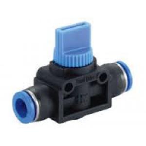 Запорный клапан на шланге 6 мм HVFF-06