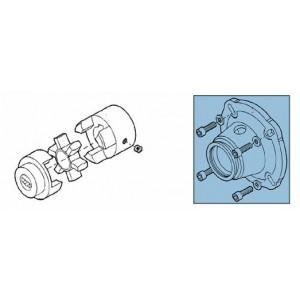 Сцепление + адаптер для насоса RO