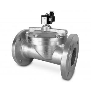 Электромагнитный клапан с фланцем DF80-NO DN80