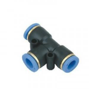 Шнек для штепсельной вилки из тройника PE04 4 мм
