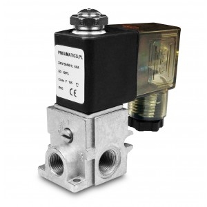 Соленоидный клапан R23 1/8 2 или 3-ходовой комбинированный в группы