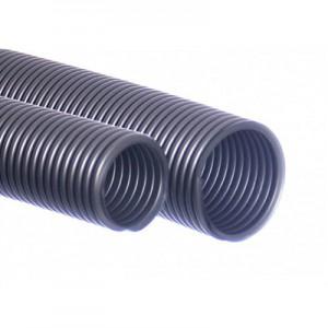 Шланг пылесоса 38/40 мм серебристый 5 м EVA