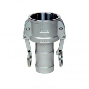 Разъем Camlock - тип C 1/2 дюйма DN15 SS316